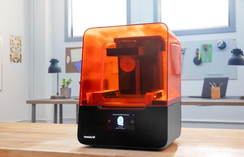 Form 3 - SLA Printer