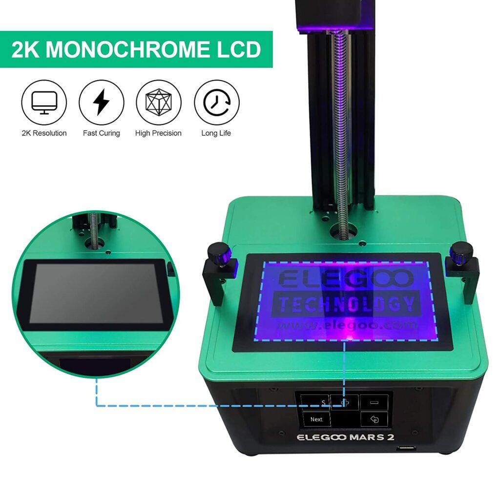 Printer for Miniatures